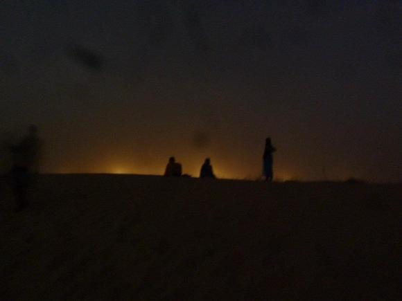 Timbuktu sunsets